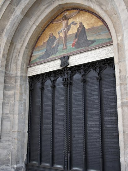 Current Wittenberg door.jpg
